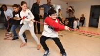 """Buitenlandse leerlingen op bezoek in Onze-Lieve-Vrouwecollege: """"Twister, dat kennen wij ook hoor"""""""