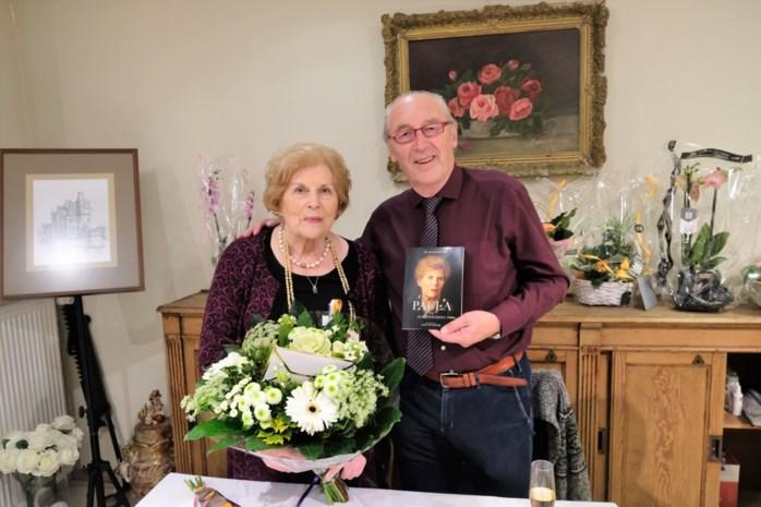 Alex Van Haecke schrijft biografie over 87-jarige eigenares horecazaak Oud Antwerpen