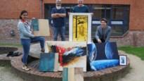 Nieuwe 'kunstbib' leent kunstwerken uit in plaats van boeken