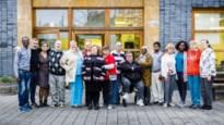 Antwerps koor met mensen in armoede stelt cd voor: