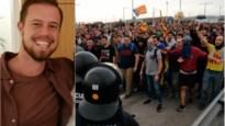 """Antwerpenaar getuigt over spanningen in Barcelona: """"De mensen kunnen het gewoon niet geloven, ze zijn woest"""""""