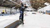 """2.000 vierkante meter aan skateplezier in Blikfabriek: """"Dit wordt het grootste skatepark van België"""""""