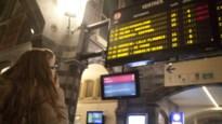 Treinverkeer verstoord door informaticaprobleem