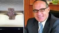 """Het raadsel van de """"verwisselde"""" roze diamant: parket weigert plots onderzoek"""