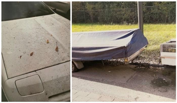 Na frustraties buurtbewoners: politie houdt actie tegen achtergelaten voertuigen op het Kiel