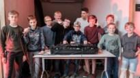 Junior-dj's organiseren eigen fuif, alleen voor kinderen