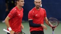 """Joran Vliegen en Sander Gille rukken op in dubbelspel op European Open: """"We mikken op eindwinst"""""""