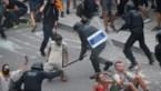 Catalaanse betoger is oog kwijt door rubberkogel