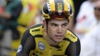 """Sportieve baas van Jumbo-Visma over Van Aert: """"Als ik Chris Froome zie lopen, dan gaat het bij Wout makkelijker"""""""