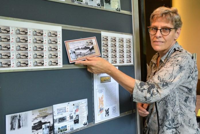 Antwerpse oorlogsheld die landingskaarten D-day ontwierp krijgt eigen postzegel