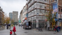 Swarovski opent winkel in Bruul