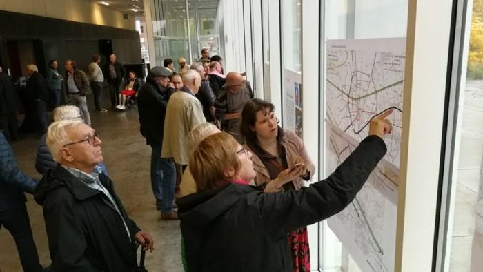 Circulatie centrum wijzigt minder fors dan gevreesd: stad wil eenrichtingsverkeer invoeren in Elsum en stratenblokje nabij Pas