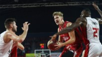 Antwerp Giants met zieke Rupnik onderuit in Champions League basketbal