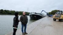 """Kanaaldijk afgesloten aan Centerbeton: """"Ik wil geen dodelijk accident op mijn geweten"""""""