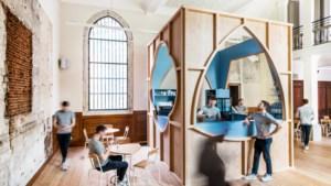 """Bar in kathedraal wint internationale ontwerpprijs: """"Nog te weinig Antwerpenaars kennen de weg ernaartoe"""""""