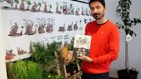 """Wauter Mannaert wint prijs met boek over stadslandbouw: """"Niet de grootste stripexpo, wel de gezondste"""""""
