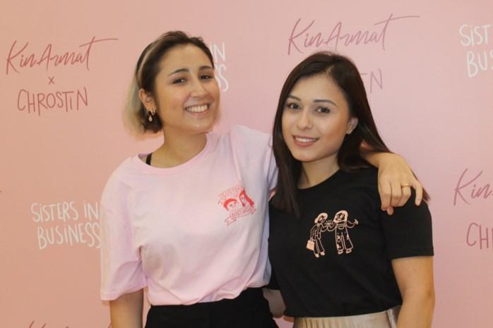 """Jonge onderneemsters starten eigen kledinglijn: """"De Sisters in Business-collectie moet vrouwen inspireren"""""""