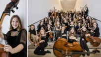 """Antwerpse muziekstudente richt symfonisch orkest op met alleen vrouwen: """"Mannen krijgen al genoeg kansen"""""""