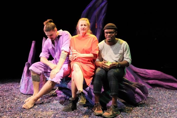 Beeldsmederij De Maan brengt surrealistisch sprookje: 'Anansi' is een echte familievoorstelling