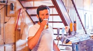 Wereldberoemd op Instagram: David maakt 15.000 volgers wegwijs in wereld van Belgische bieren