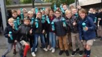 Leerlingen De Zandloper geven aftrap voor derde editie Operatie Proper