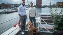"""Antwerps reclamebureau renoveert Badboot: """"Oud stukje Antwerpen van de schroothoop gered"""""""
