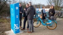 Explosieve groei van Blue-bike in Antwerpen