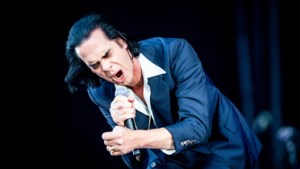 Nick Cave komt terug naar Sportpaleis