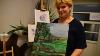 """Freya (15) kreeg hersenletsel na beroerte: """"Dankzij kunst overwon ik mijn depressie"""""""