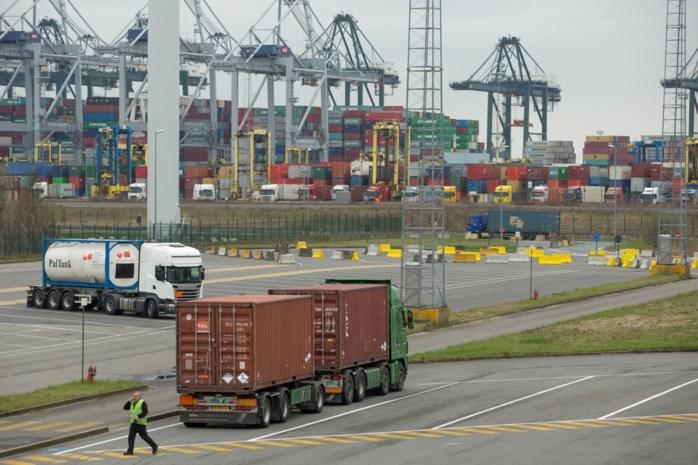 """Haven Antwerpen start """"formele fusiegesprekken"""" met Zeebrugge op"""