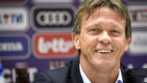 Franky Vercauteren debuteert tegen KV Mechelen in oefenduel