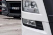 Vrachtverkeer geweerd uit drie straten