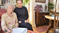 Zangeres Laïs plant samen met haar oma van 94 artistiek concept