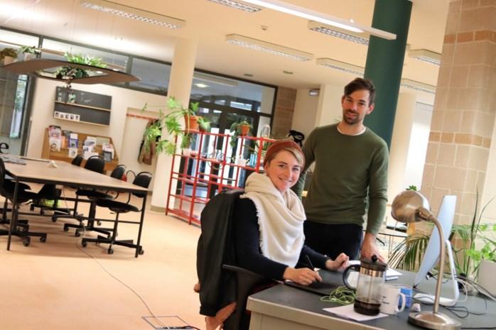 Coworkingplek Seconddesk verhuist naar oude bibliotheek
