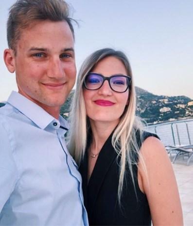 Tim Wellens trouwt in Monaco met zijn Sophie