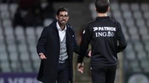 """Beerschot-coach Losada: """"Op dit moment moeten we realistisch voetballen"""""""