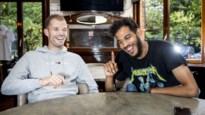 """Boezemvrienden Hairemans (Malinwa) en Haroun (Antwerp) herenigd: """"Als ik trainer word, word jij mijn T2"""""""