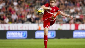 Antwerp zonder (echte) linksback tegen Malinwa, Juklerod niet geselecteerd