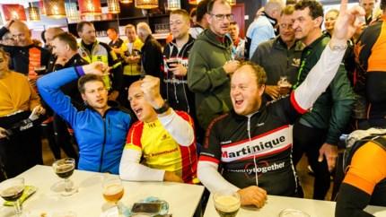 Gas geven in het bos, gas geven in de refter: veldtoertochten lokken elk jaar meer fietsers