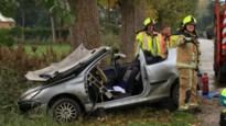 Twee zwaargewonden na ongeval bij Sint-Gillis-Waas