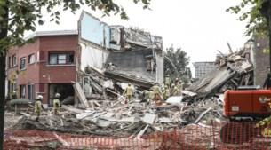 """Brandweermannen blikken terug op explosie in Wilrijk: """"Apocalyptisch beeld"""""""