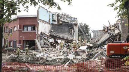 """Brandweermannen die als eerste ter plaatse waren bij explosie Ridderveld blikken terug: """"Apocalyptisch beeld"""""""
