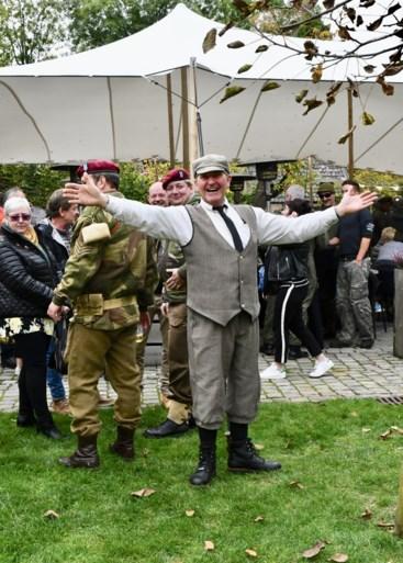 IN BEELD. Re-enactors brengen bevrijding WOII weer tot leven