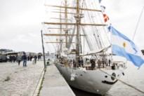 Bezoek dit weekend in Antwerpen een van de grootste zeilschepen ter wereld