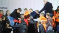 Bestuur Lierse Kempenzonen en pers aangevallen in Charleroi