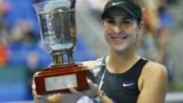 Jelena Ostapenko steekt in Luxemburg derde WTA-titel op zak, Belinda Bencic juicht in Moskou