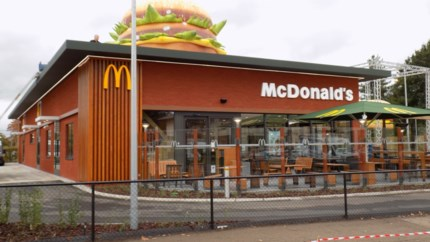 Nieuwe McDonald's is goed voor 65 jobs: vroeg openingsuur is primeur voor België