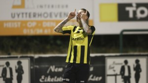 "Jordy Peffer (Lyra-Lierse) draagt doelpunt op aan kleine Rhune: ""Zo wordt voetbal compleet bijzaak"""