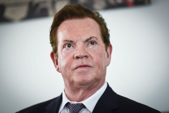 """Antwerp-voorzitter Paul Gheysens: """"Met Bölöni is er geen probleem"""""""