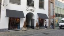 Bekende kledingzaak Goris failliet